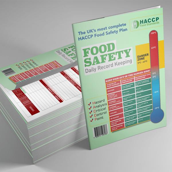 haccp food safety plan twelve booklet