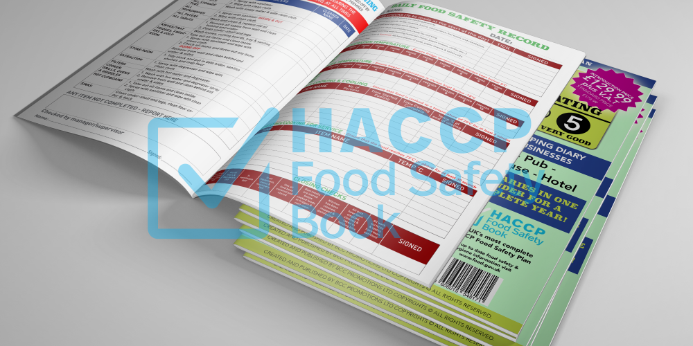 HACCP Food Safety Book