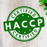 HACCP Certified Stamp